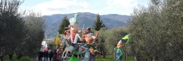 Karnawał w Veneri, prowincja Pistoi