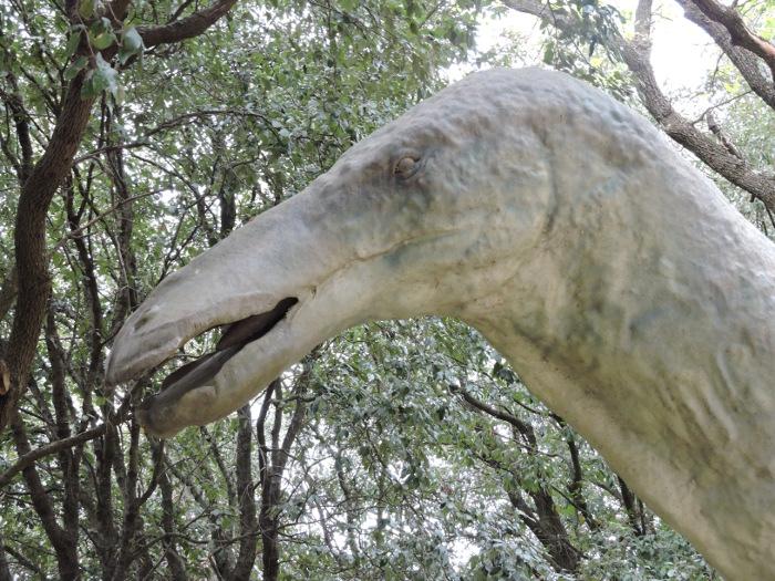 Dinozaur podobny do kaczki