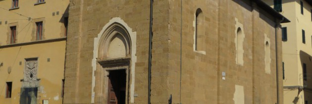Chiesa del Tau w Pistoi