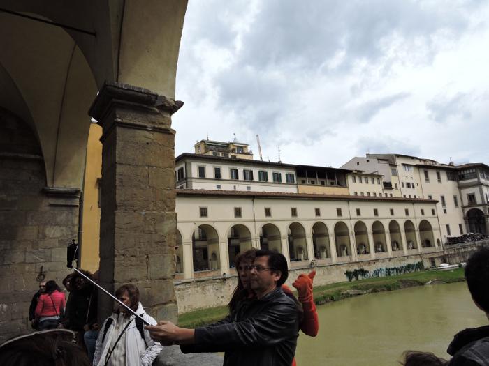 selfie_ponte_vecchio_moja_Toskania_florencja