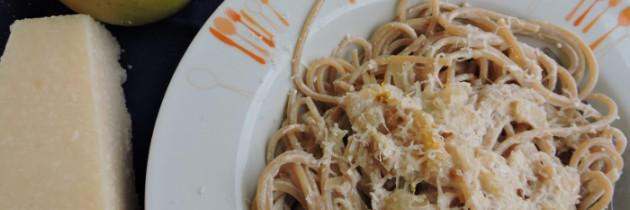Viva la pasta! cz.55, Spaghetti w sosie jabłkowym