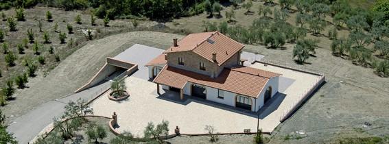 Wakacyjna willa w Castelfiorentino