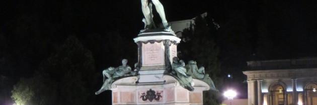 Koniec parkowania na Placu Michelangelo