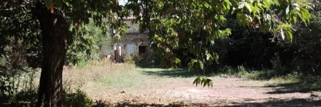 Opuszczony klasztor w Vinacciano i pozytywna energia