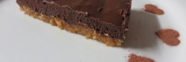 Ciasto z musem czekoladowym