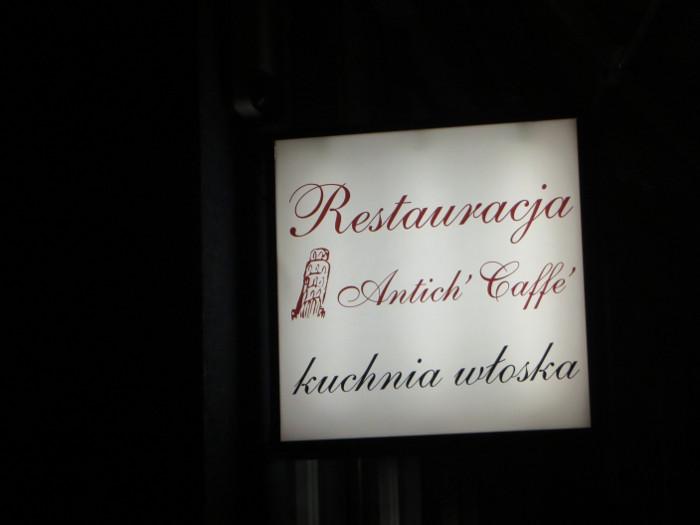 napis_antich_cafe_moja_toskania_warszawa