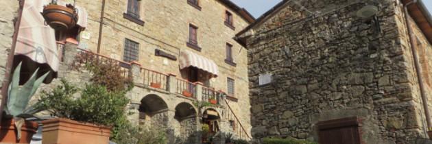 Colognora di Pescaglia – filmowe, prawie opustoszałe miasto