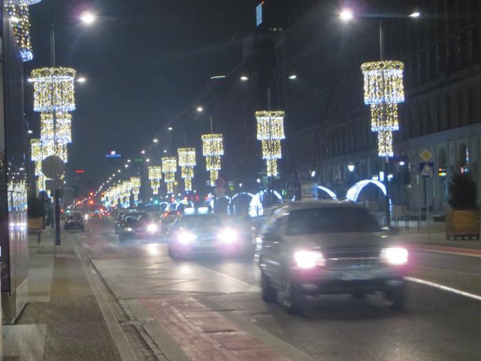 Styczniowa Warszawa