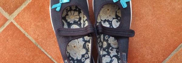 Wstyd zmieniać obuwie