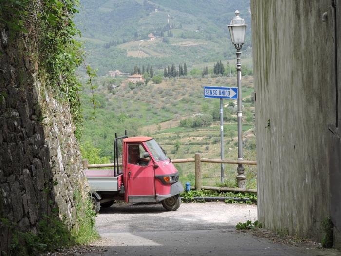 trojkowoly_samochod_moja_Toskania_panzano_in_chianti