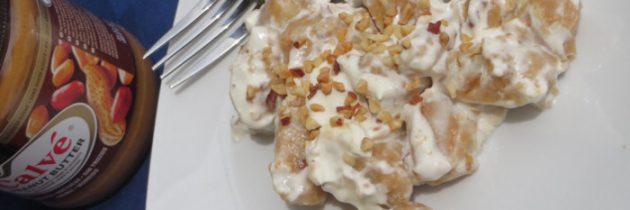 Viva la pasta! cz.72, Gnocchi z masłem orzechowym w sosie z mascarpone