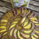 Ciasto z mąki z konopii
