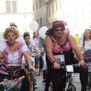 Biciclettata w mieście
