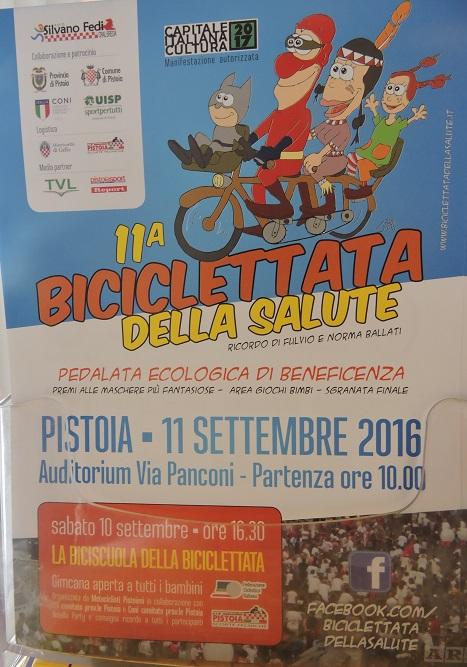 plakat_biciclettata_moja_toskania_pistoia