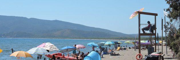 Ansedonia – cudownie przezroczyste morze w Toskanii