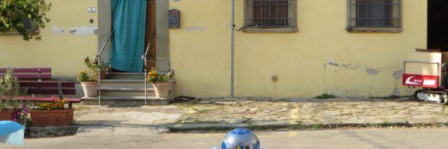 Arcigliano: urodziny na placu