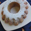 Ciasto z ricotty, fig i migdałów