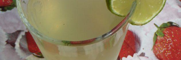Lemoniada bazyliowa – przepis nr.2