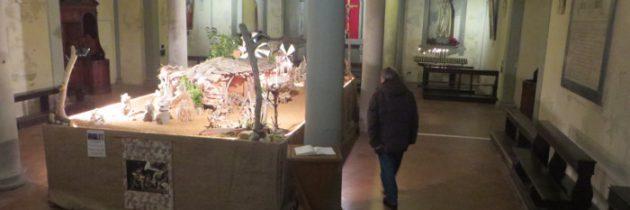 Druga szopka w Katedrze