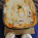 Viva la pasta!, cz.75: Lasagne z pieczarkami