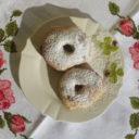 Karnawał i pieczone pączki z dziurką