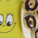 Karnawał: pączki w polewie czekoladowej