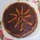 Tort czekoladowo-pomarańczowy w sam raz na urodziny