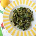 Boćwina z cytryną