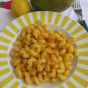 Viva la pasta, cz.76: Cavatappi z mango i cytryną