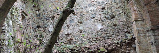 Opuszczony młyn wodny w Gabbro