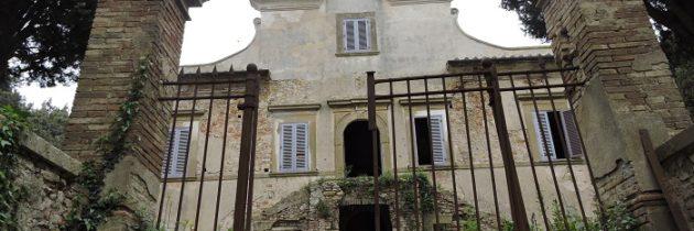 Villa Mirabella w Gabbro