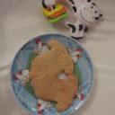 Kruchutkie ciastka z masła orzechowego