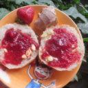 Dżem truskawkowy z imbirem