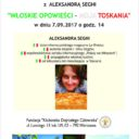 Kluboteka Dojrzałego Człowieka i opowieści o Zielonej Toskanii