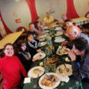 Trzeci dzień gotowania na toskańskiej wsi