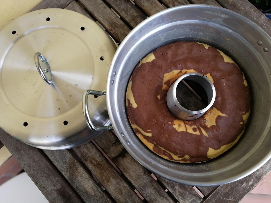 Dwukorowe Ciasto W Garnku Versilia Moja Toskania