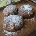 Pączki z mąki kasztanowej