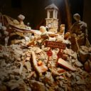 Szopka w Katedrze w Pistoi